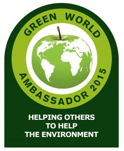 Green World Ambassador 2015
