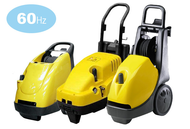 Cold 60Hz Pressure Washer