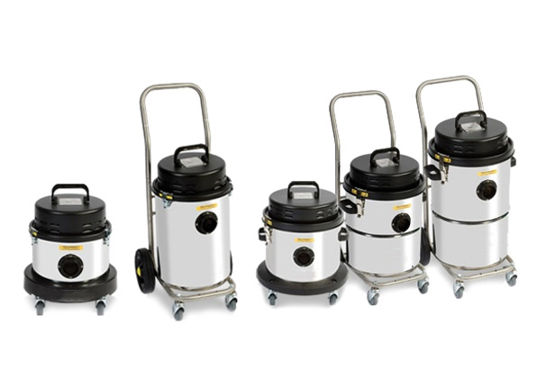 ATEX Wet & Dry vacuum cleaners