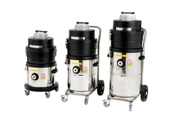 ATEX Electric Vacuums Cleaners
