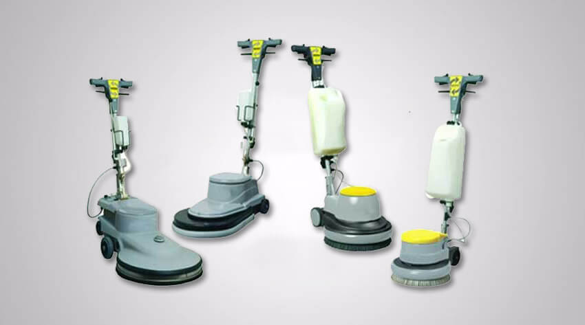 industrial floor polishers