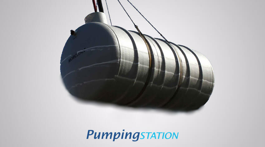 High Capacity Pumping Stations for Contaminated Water