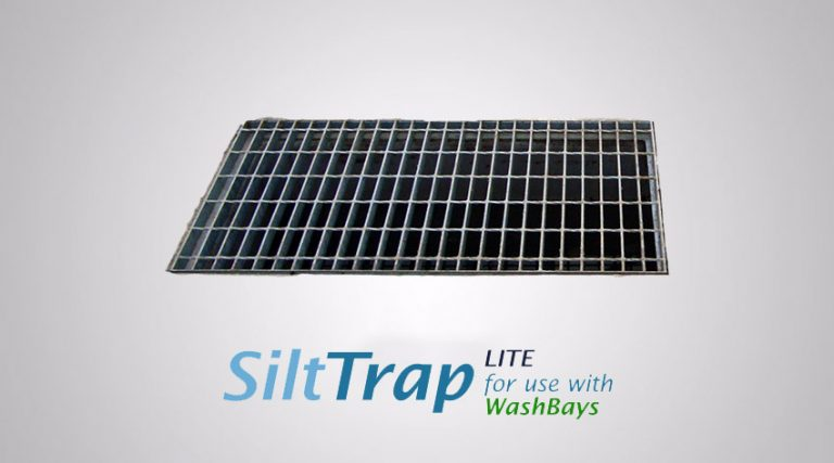 Silt Traps for Light Use