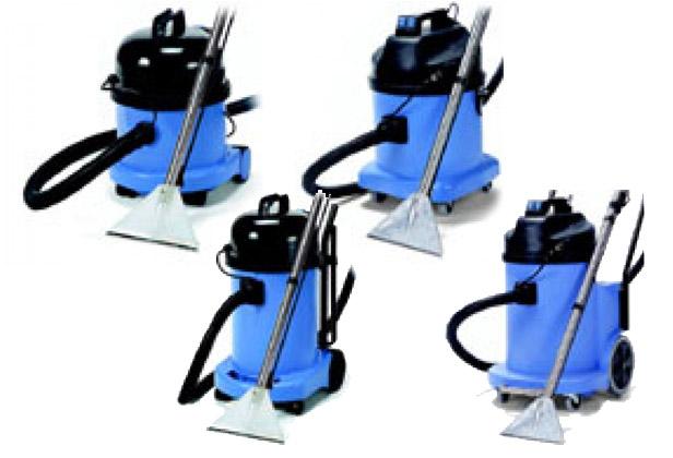 Industrial Carpet Shampooer range