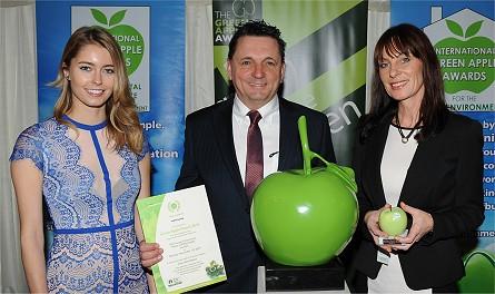 Morclean Awards Green Apple Award Winners