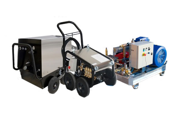 Salt Water Pressure cleaners