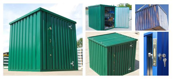 Steel Housings for Storage