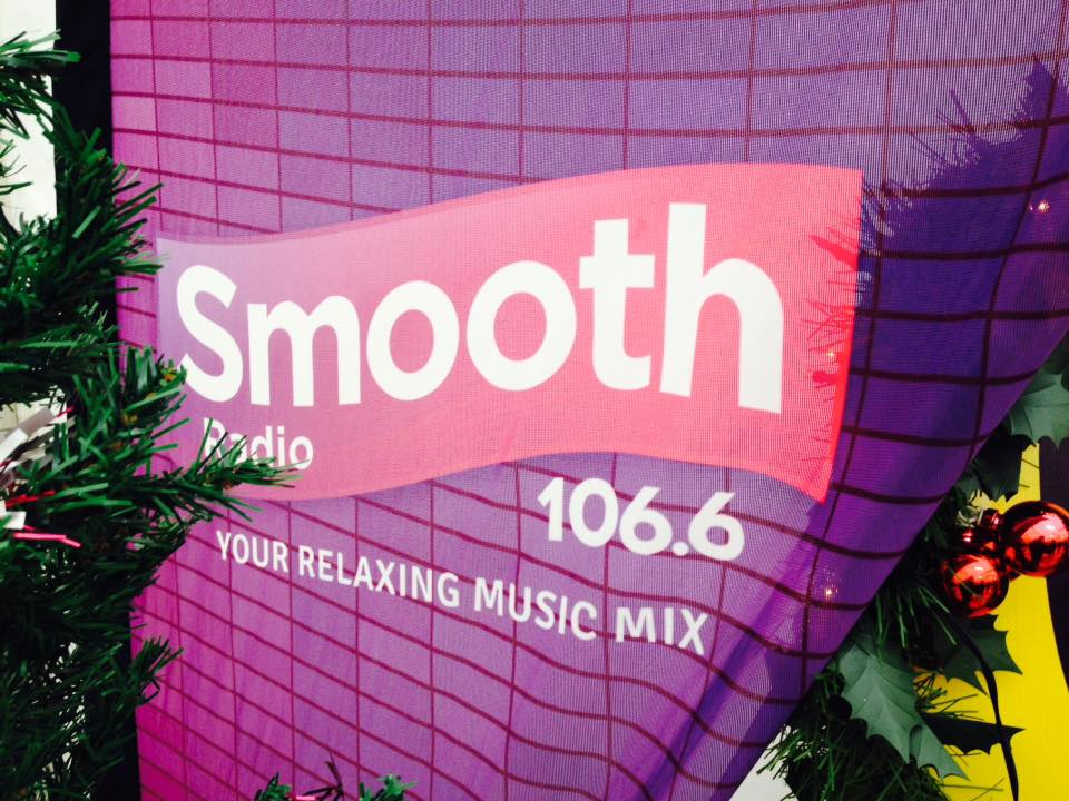 mooth FM were in the main marquee providing entertainment and offering the chance for one lucky attendee to win a hamper from Marks and Spencer