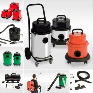 Morclean vacuum parts