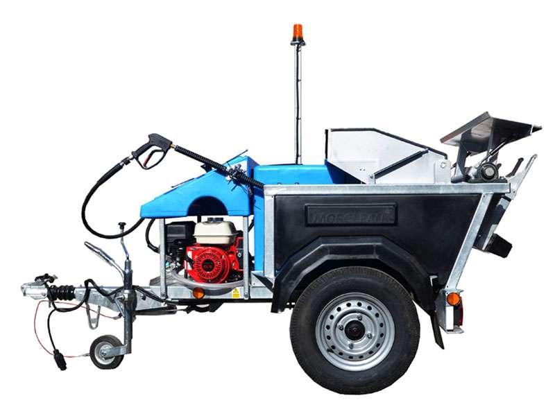 Bin Cleaning Machines Custom 40