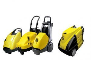 Specialist Pressure Washers Morclean ThermaSteam