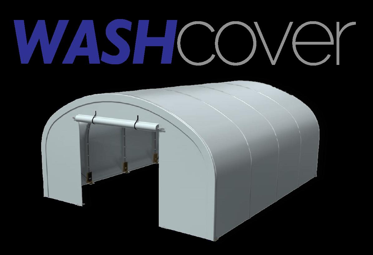vehicle wash cover