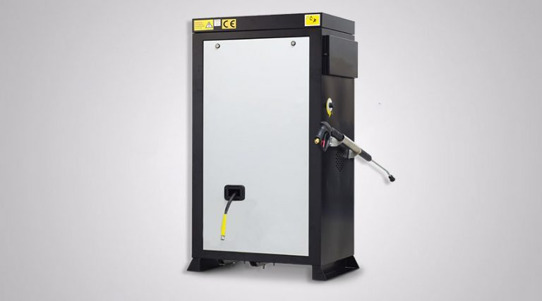 Static Cold Water Jet Wash