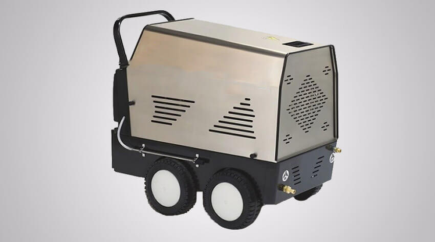 Morclean Hot Pressure Washer PSSPW1 Heavy Duty