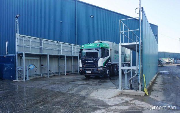 lorry wash