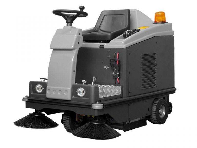 MSW800 R ET Ride on Floor Sweeper