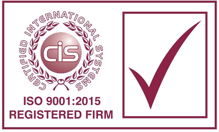 Certified Internation Systems ISO 9001:2015