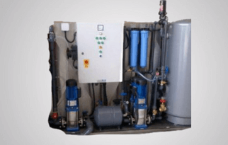 Industrial Water recycling