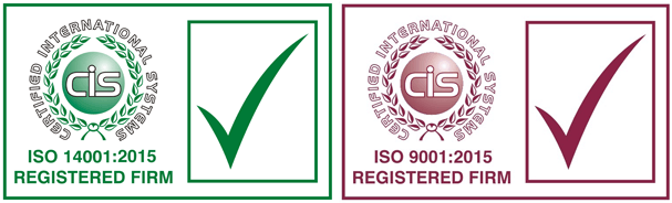 Morclean ISO 9001:2015 & ISO 14001:2015