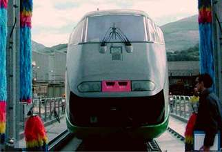 Train Washing Systems