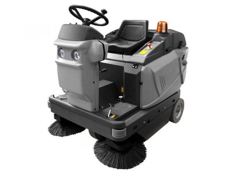 msw1100 R ET Ride on floor sweeper