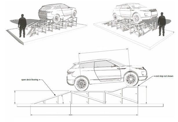 Vehicle Wash Bays