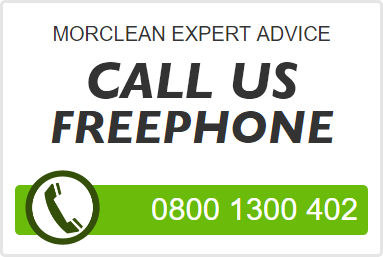 morclean expert advice