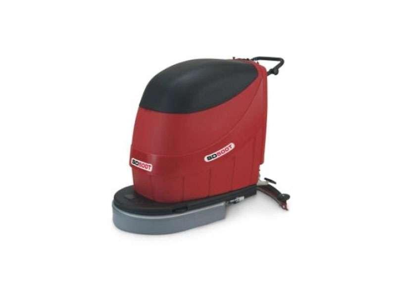 scrubbers dryers MSD500T