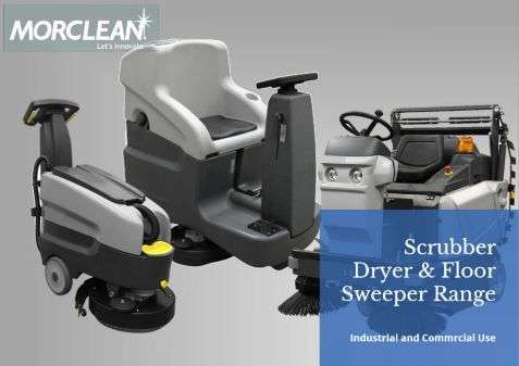 scrubbers and sweepers flipbook