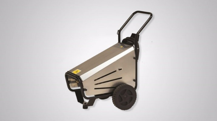 cold water electric MAC style salt water pressure washer