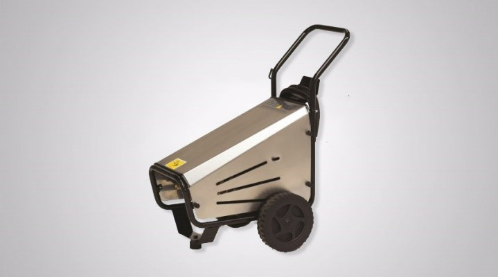 cold water electric mobile demin pressure washer