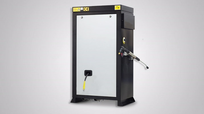 cold water static salt water pressure washer