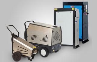 Demineralised Water high pressure water washing machines