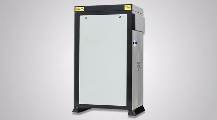 static hot all-electric demin pressure washer